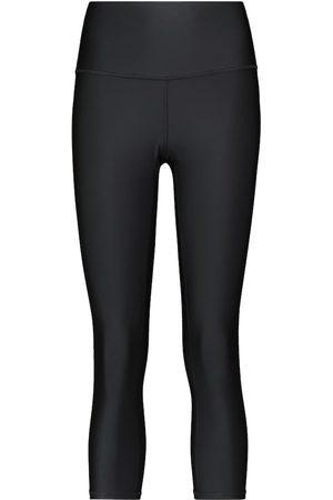 alo Airlift Capri high-waisted leggings