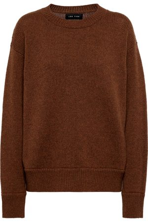 Les Tien Women Jumpers - Cashmere knit sweater