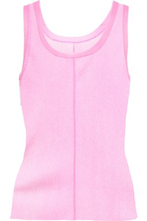 Peter Do Knitted tank top