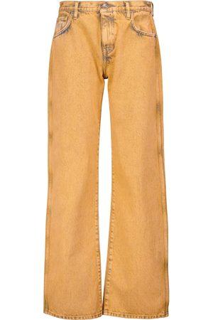 Alanui Women Wide Leg Trousers - Valparaiso wide-leg jeans