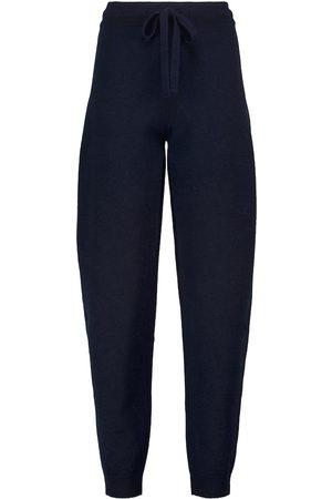 Nanushka Ylia wool-blend sweatpants