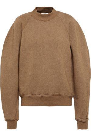 AGOLDE Tarron cotton-blend sweatshirt