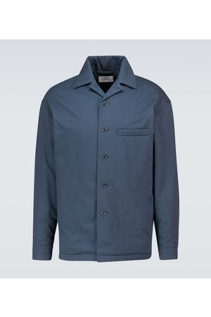 LEMAIRE Wadded cotton overshirt