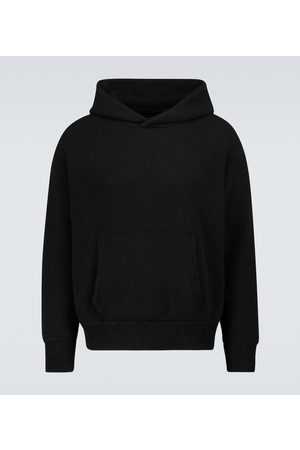 Les Tien Cashmere hooded sweater