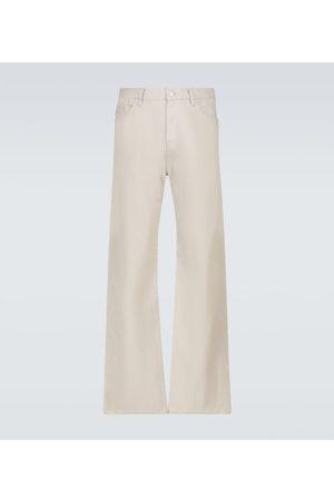 UNDERCOVER Wide-leg cotton pants