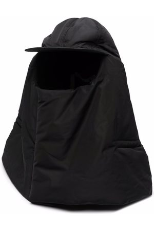 OFF-WHITE Men Hats - Padded balaclava-effect storm cap