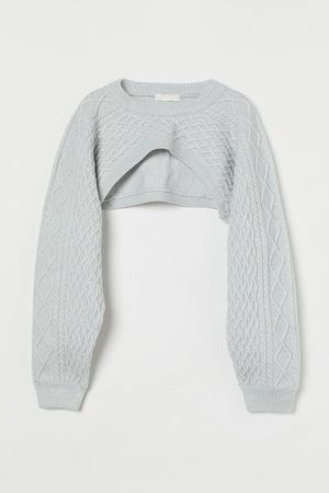 H&M Super-cropped jumper