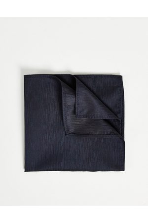 French Connection Plain pocket square in