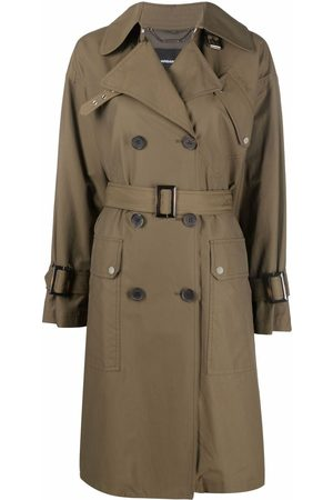 BARBARA BUI Double-breasted trench coat