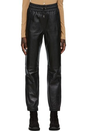 Stand Studio Leather Cuffed Justice Lounge Pants