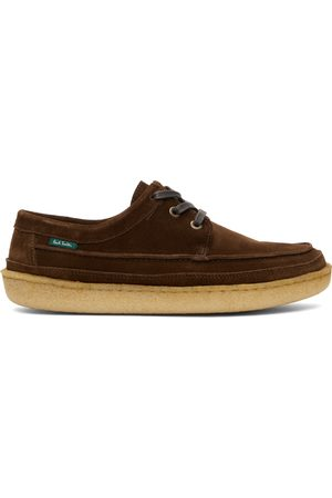 Paul Smith Suede Bence Lace-Up Derbys