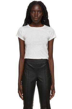 ÉTERNE SSENSE Exclusive Crop Baby T-Shirt