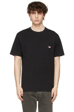Maison Kitsuné Tricolor Fox Patch Pocket T-Shirt