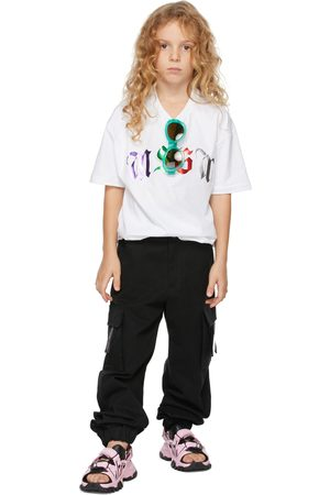 Msgm Cargo Trousers - Kids Cargo Pants