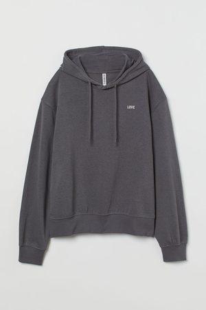 H&M Hoodie - Grey