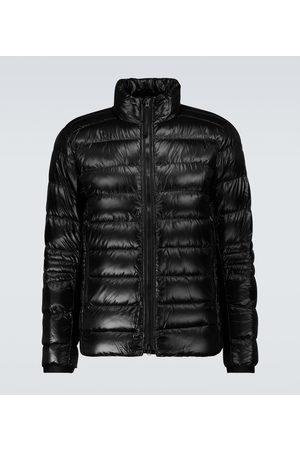 Canada Goose Label Crofton down jacket
