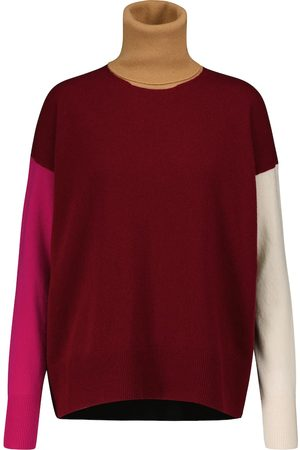Marni Wool and cashmere turtleneck sweater