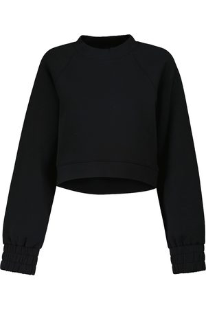 VERONICA BEARD Women Sweatshirts - Denton cotton-blend sweatshirt