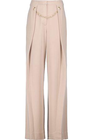 JONATHAN SIMKHAI Sienna high-rise wide pants