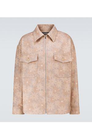 Jacquemus Blouson montagne corduroy jacket