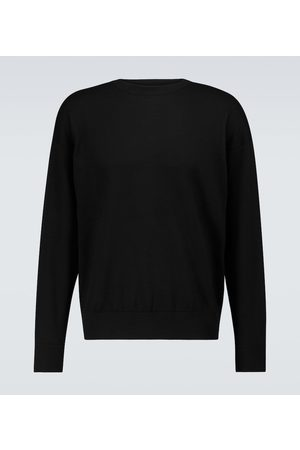 Givenchy Wool sweater with bandana patch