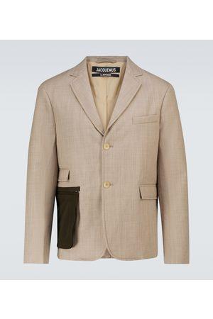 Jacquemus La Veste Mouri wool blazer