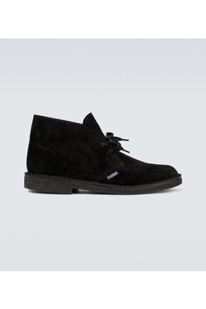 Comme des Garçons Comme des Garçons Homme x NPS suede boots