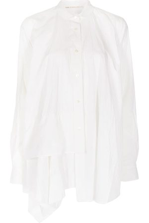 FORME D'EXPRESSION Layered-look oversized shirt