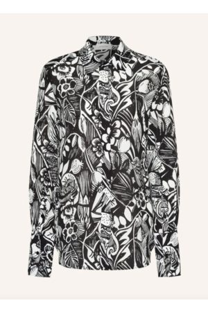 Sportmax Women Long Sleeve - Florida Printed Shirt