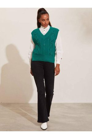 Odd Molly Women Vests - Mary Knitted Vest