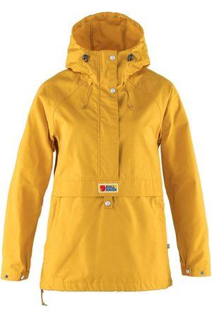 Fjällräven Fjallraven Women's Vardag Anorak - Mustard Colour: Mustard