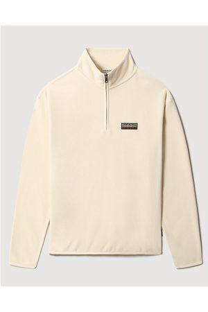 Napapijri Half Zip Fleece Patch XS