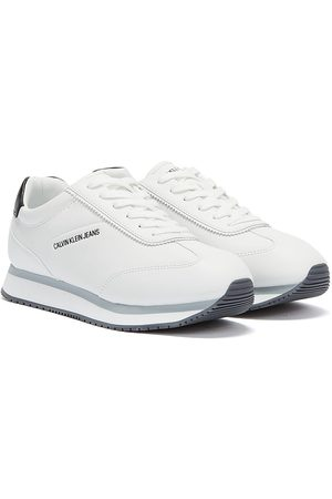 Calvin Klein Jeans Runner Lace Up LTH Mens Trainers