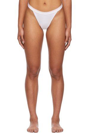 Calvin Klein Women Socks - Season 2 High-Leg Thong