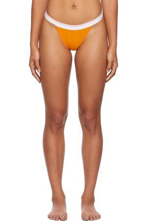Calvin Klein Orange Season 2 High-Leg Bikini Briefs