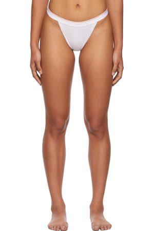 Calvin Klein Season 2 High-Leg Bikini Briefs
