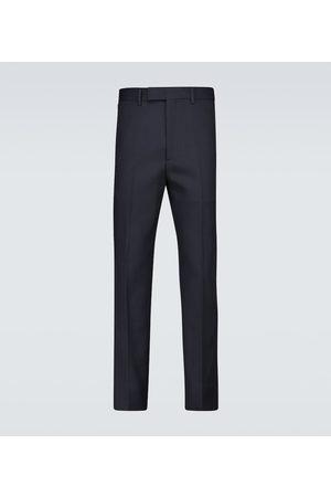 Gucci Cropped cotton pants