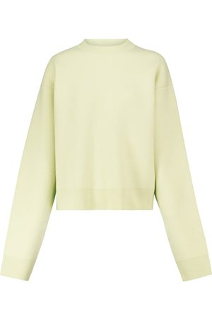 Jil Sander Wool and cashmere-blend sweater