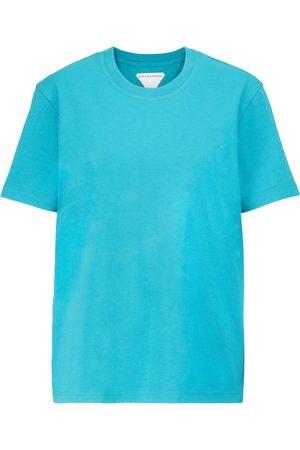 Bottega Veneta Short-sleeved cotton T-shirt