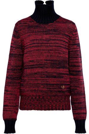 Victoria Beckham X The Woolmark Company wool turtleneck sweater